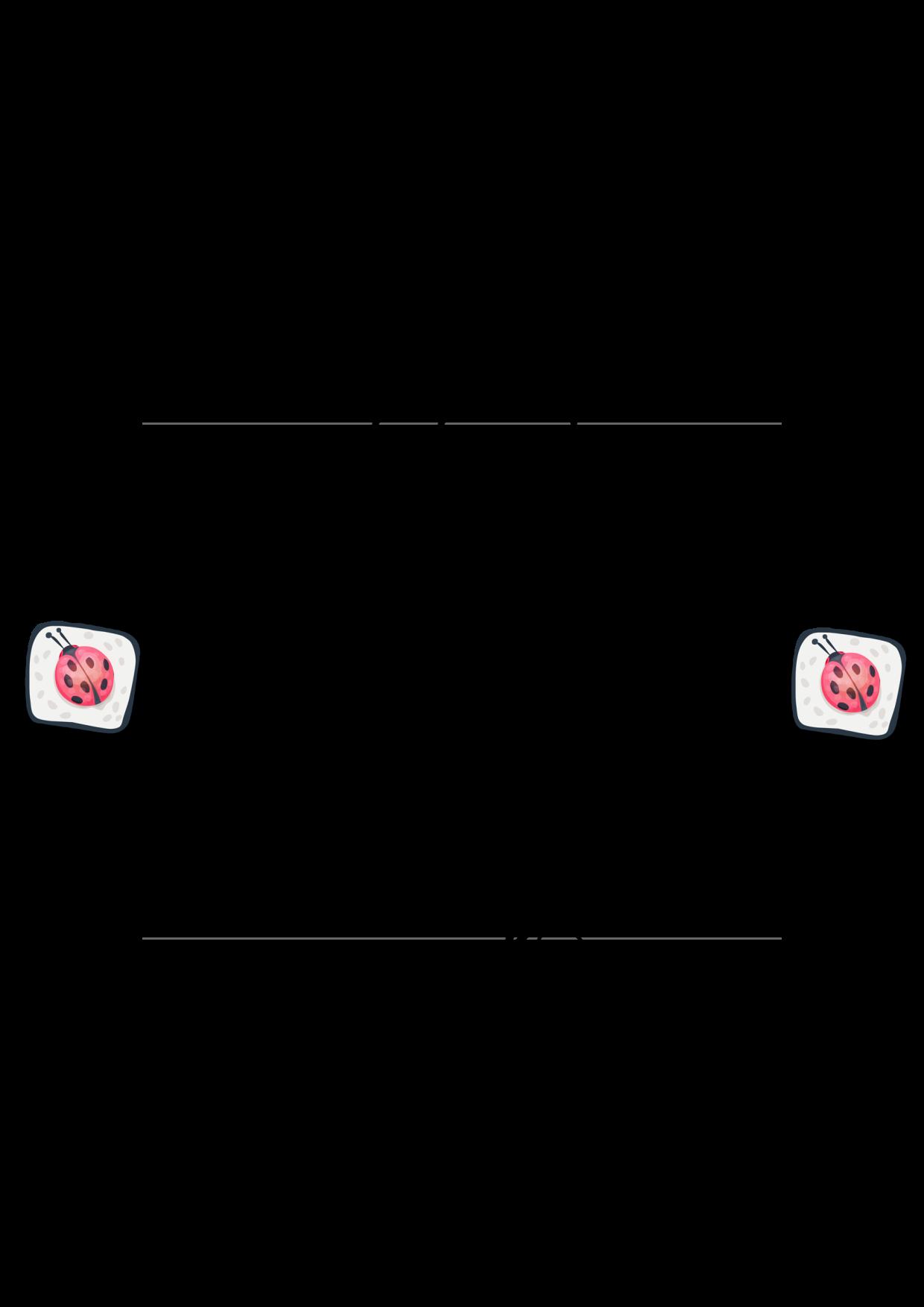 Karta s psacím písmenem B